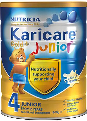 Karicare Gold+ Junior Milk - from 2 years | Karinourish
