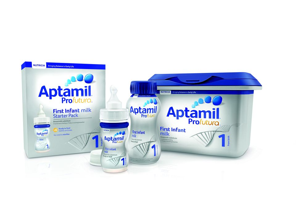 Aptamil™ 1 Profutura First Infant Milk - Suitable From Birth